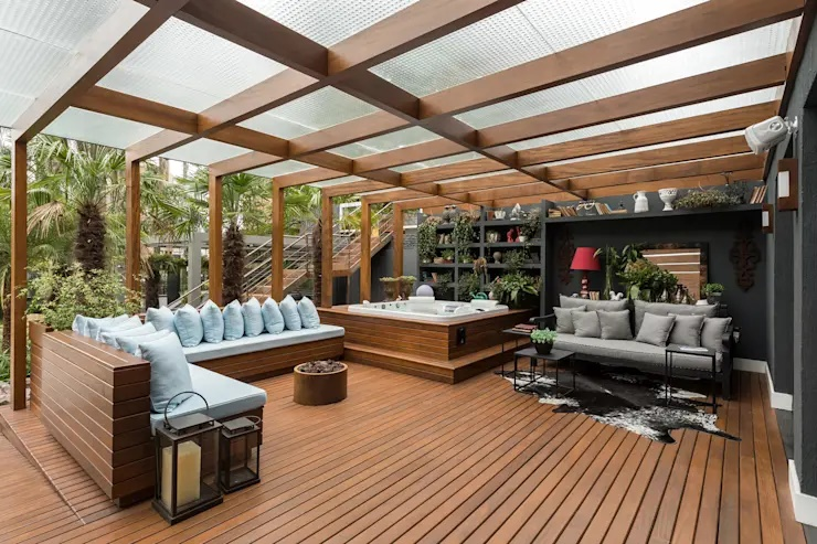 7 ideas perfectas para techar un patio 8